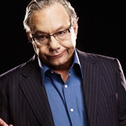 Comedian Lewis Black Talks About His 'Rant, White & Blue Tour'