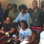 Family of Luke Stewart Still Pleading for Answers from Euclid Police Department Three Weeks After Officer Shot and Killed Him