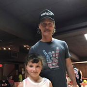 Matthew McConaughey Went Bowling at Mahall's Sunday Night
