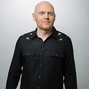 Comedian Bill Burr Wraps Up a Two-Night Stand at Hilarities Tonight