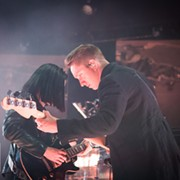 Indie Rockers the XX Deliver an Emotional Performance in First-Ever Cleveland Show