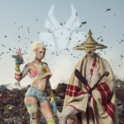 Hip-Hop Duo Die Antwoord to Bring Its Love Drug Tour to Jacobs Pavilion at Nautica