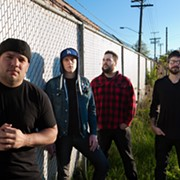 Local Rock Act the Missing to Release Its First Album in Five Years