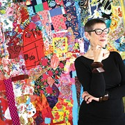 In Conversation With the Marvelous Libby Chaney, Herself Always in Conversation With the Fabrics She Turns Into Art