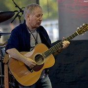 Paul Simon Delivers Career-Spanning Set at Jacobs Pavilion at Nautica