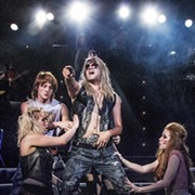 'Rock of Ages' Is a Mess on All Fronts, But Cain Park's Production is Impossible Not to Love