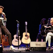 Avon Lake Singer-Songwriter Callie Sullivan Participated in a Songwriting Session with John Mayer