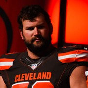 Browns Tackle Joe Thomas Takes His Talents to 'Celebrity Family Feud' This Summer