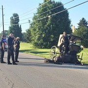 Watch Ohio Highway Patrol Stop Rogue Horse and Buggy