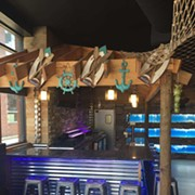 First Look: Seafood Shake on Coventry, Opening this Weekend