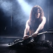 Guitar Hero Marty Friedman Brings his Wall of Sound Tour to the Grog Shop