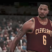 This Video Game Footage of Derrick Rose is the Cruelest Trick on the Cavs Yet