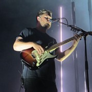 Stunning Visuals Characterized the alt-J Concert at Jacobs Pavilion at Nautica