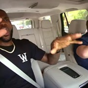 Watch a Sneak Peek of LeBron James Singing Carpool Karaoke With James Corden