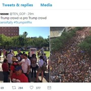 Trump Supporters Keep Using Photos from 2016 Cavs Parade to Lie About Rallies
