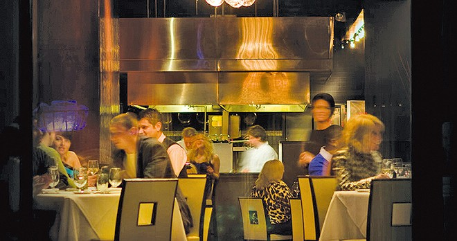 "Lola Bistro in Downtown Cleveland is one of the restaurants in the ""One Meal, One Night, One Nation"" initiative next week. - SCENE ARCHIVES PHOTO"