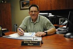 Piketon Mayor Billy Spencer - VILLAGEOFPIKETON.ORG