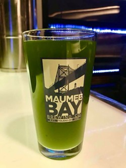 MAUMEE BAY BREWING CO./FB