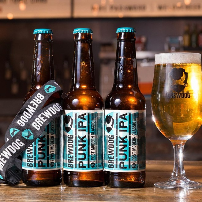 COURTESY @BREWDOGOFFICIAL IG