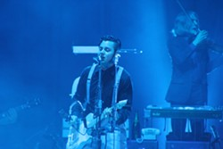 Jack White performing at Jacobs Pavilion at Nautica in 2014. - SCENE ARCHIVES