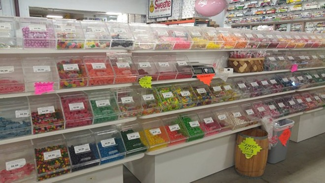 B.A. SWEETIE CANDY COMPANY INC. FACEBOOK PHOTO