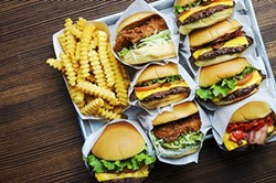 It's almost Shake Shack time in Pinecrest. - PHOTO COURTESY OF SHAKE SHACK