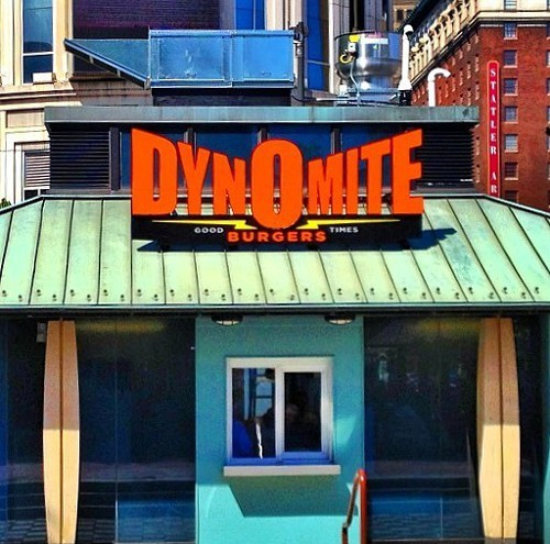 DYNOMITE'S PLAYHOUSE SQUARE LOCATION, SCENE ARCHIVES