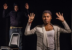 Entry Point Festival at Cleveland Public Theatre - PHOTO COURTESY CPT