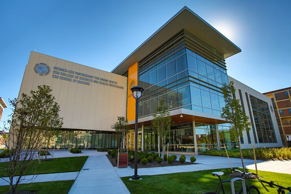 CSU's Health Sciences Building - CLEVELAND STATE UNIVERSITY
