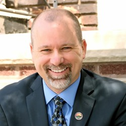 Mayor Trevor Elkins