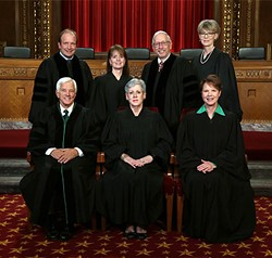 JUSTICES OF THE OHIO SUPREME COURT