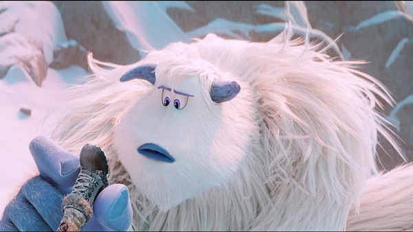 Channing Tatum voices Migo in Smallfoot