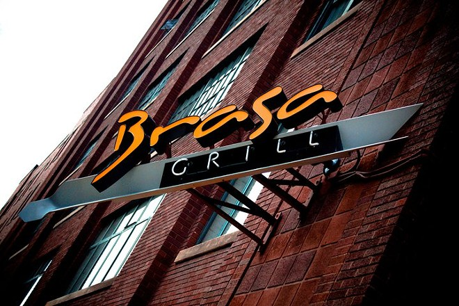 Brasa Grill Closes its Doors After 15 Years