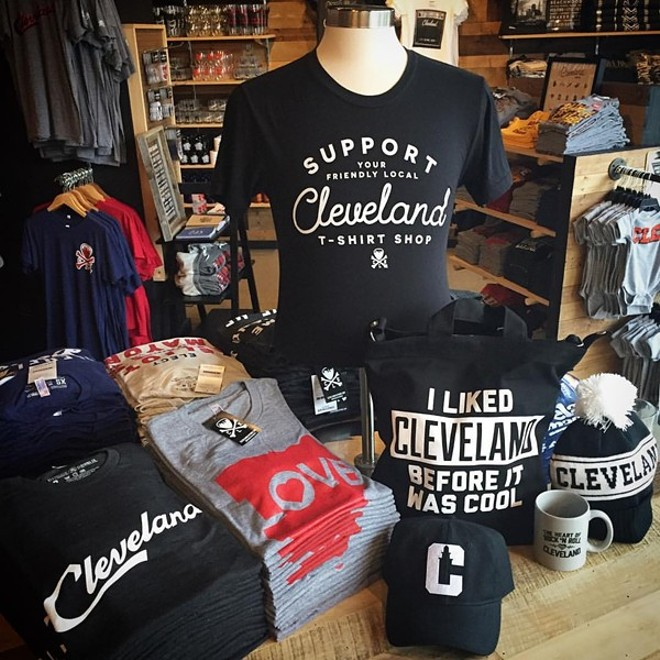 PHOTO COURTESY CLE CLOTHING CO.