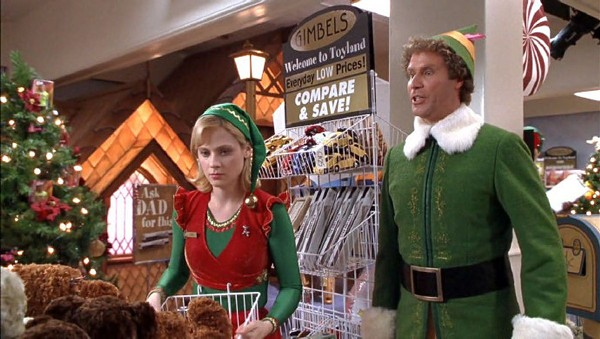'ELF' FILM SCREENSHOT