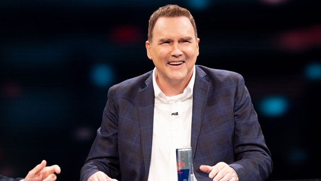 """NORM MACDONALD HAS A SHOW"" SCREENSHOT"