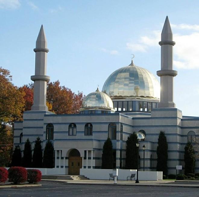 PHOTO VIA ISLAMIC CENTER OF CLEVELAND/FACEBOOK