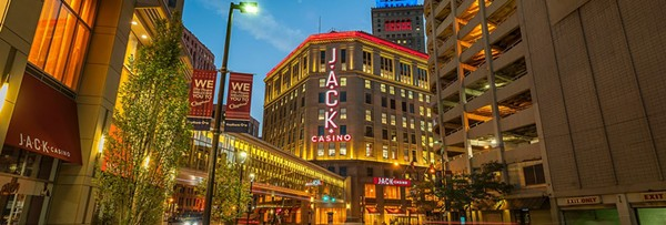 PHOTO COURTESY OF JACK ENTERTAINMENT