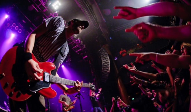 Streetlight Manifesto Coming to the Agora in September