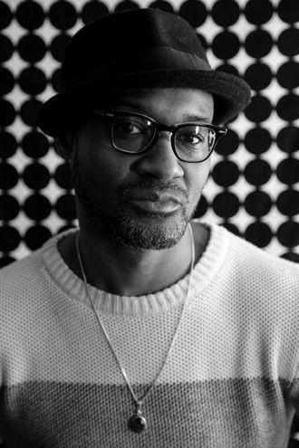 Local poet and musician Daniel Gray-Kontar - COURTESY OF TRI-C