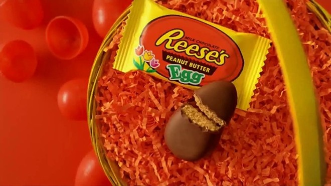 When It Comes to Easter Candy, Ohio Gets Down With Reese's Peanut Butter Eggs