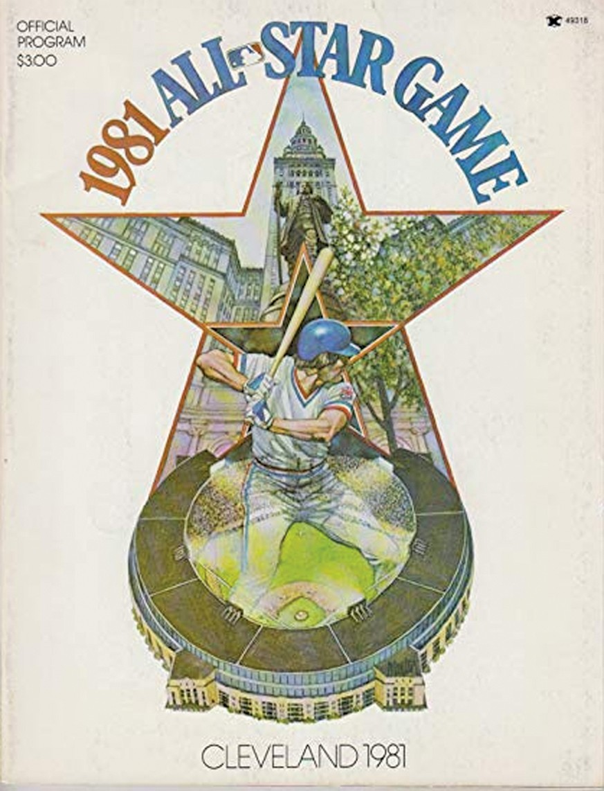 The official All-Star Game program.