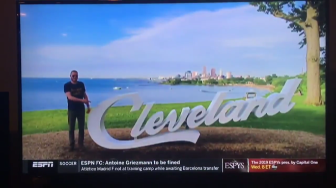 There Is Now a Third 'Hastily Made Cleveland Tourism Video'