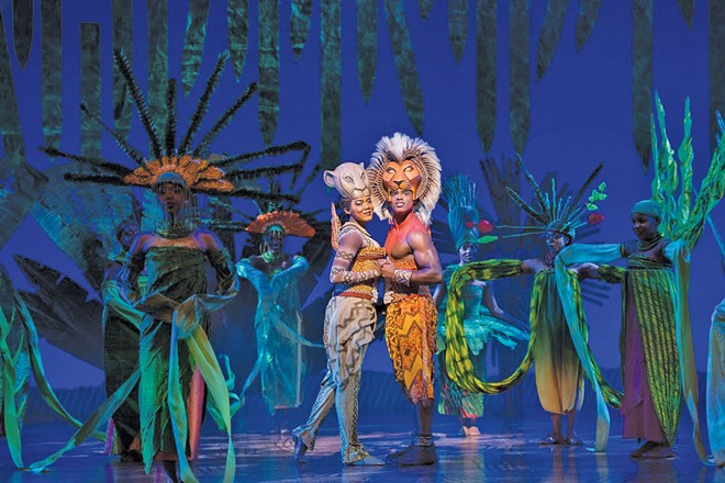 'The Lion King' Continues to Connect With Crowds in its Return to Playhouse Square