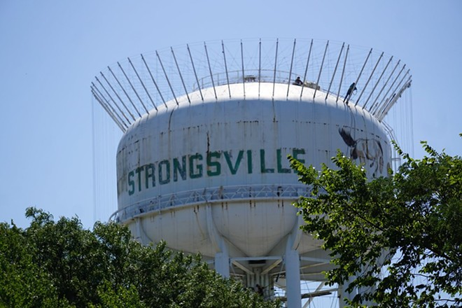 PHOTO VIA  CITY OF STRONGSVILLE GOVERNMENT