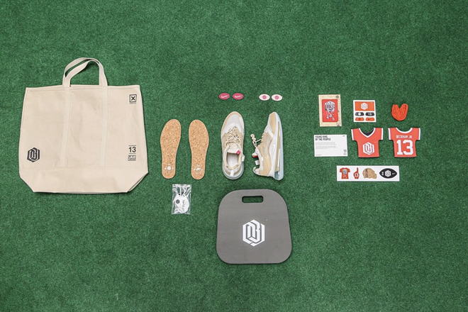 OBJ Sneakers + Extra Gifts - INSTAGRAM/XHIBITION
