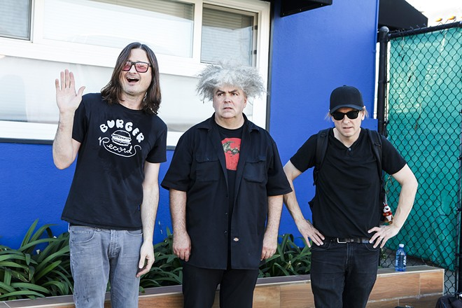 Melvins - CHRIS MORTENSON