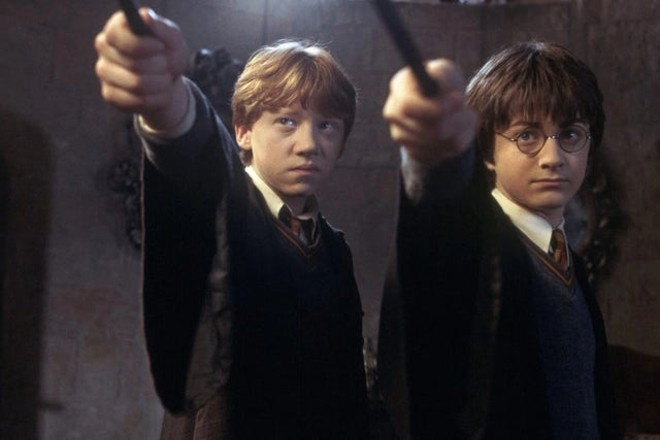 HARRY POTTER FILM SCREENSHOT