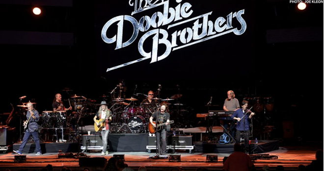 The Doobie Brothers performing at Blossom last year. - JOE KLEON