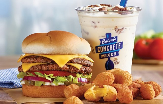 PHOTO COURTESY OF CULVER'S